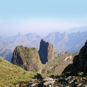 "Äthiopiens ""Historische Route"" & Simien Mountains National Park 11 Tage"