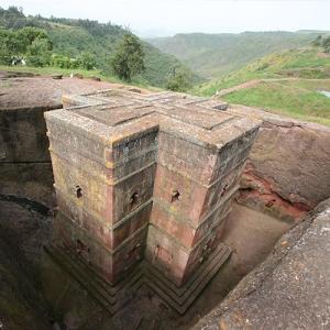 Kurzreise Äthiopien - Die Felsenkirchen von Lalibela