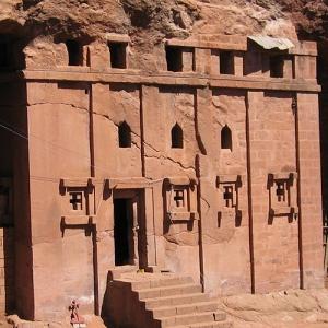 Kurzreise Highlights im Nordens Äthiopiens - die Felsenkirchen von Lalibela & die Märchenschlösser in Gondar