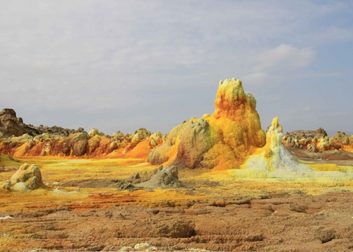 Dallol-Danakil Expedition und Erta Ale Lava See 6 Tage (minimum 4 Personen)