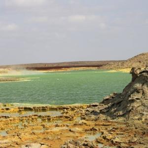 Kurzreise Äthiopien Danakil-Dallol Expedition & Erta Ale Lava See
